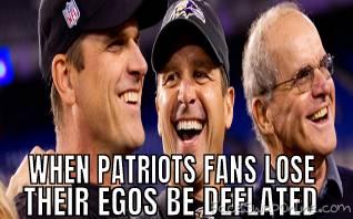 Pats fans lose