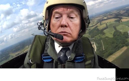 Pilot Trump