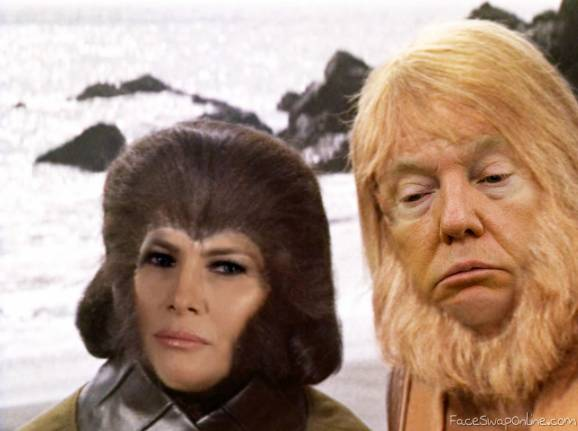 Planet of the Trumps