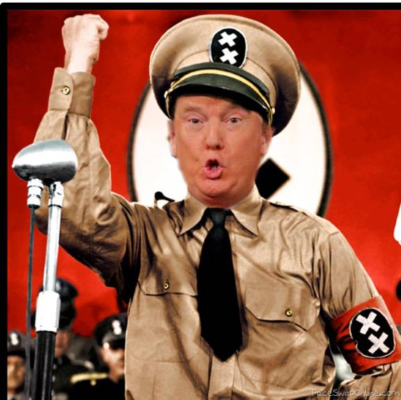 The Trump Reich