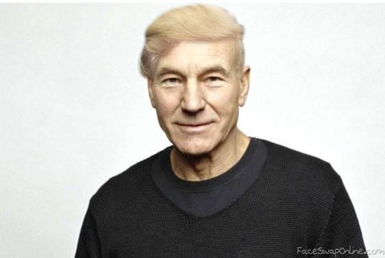 Trump wigs selling fast