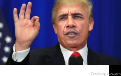 Barack j. Trump