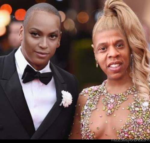 Bey-Z and Jayoncé