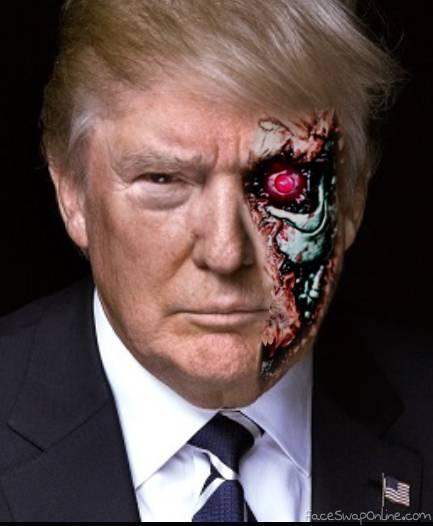 Cyborg Trump