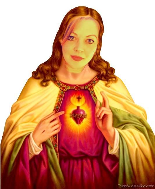 Geordie Jesus 2