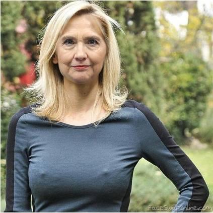 """Hillary """"The Milf"""" Clinton"""