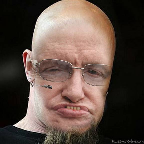 Meshuggah Face of Hawking