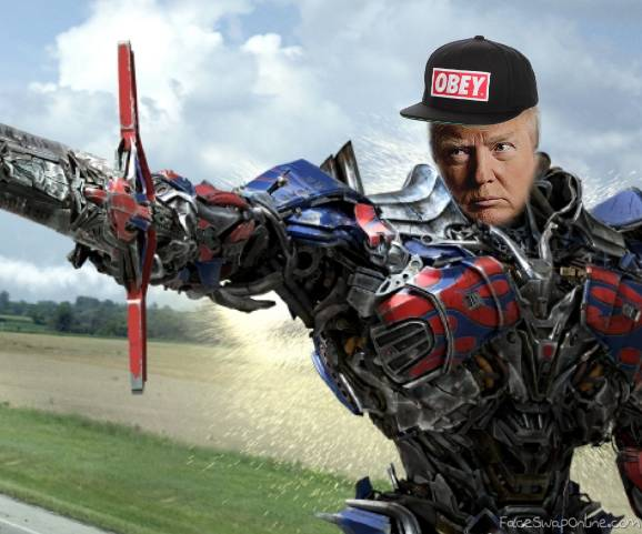 Optimus Trump