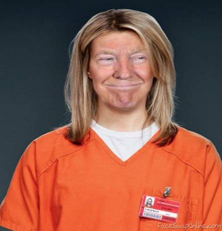 Orange Is The New Whack - Trump