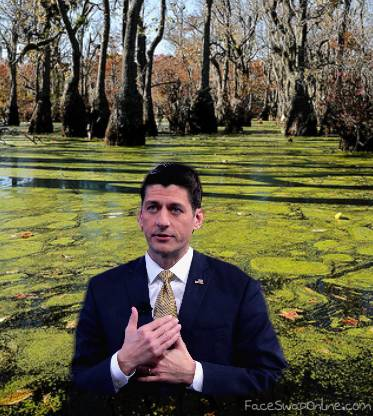 "Paul ""Swamp Rat"" Ryan"