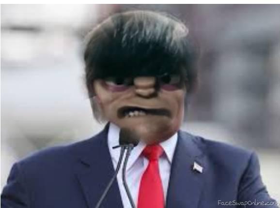 President Murdoc Trump