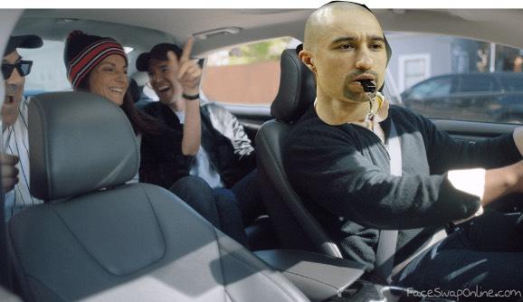 Shaka smart über driver