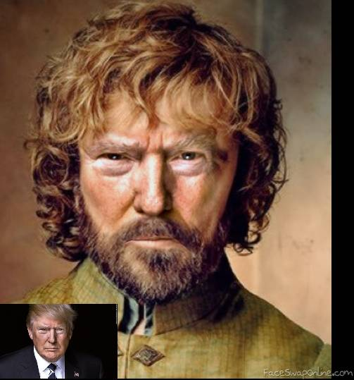 Tyrion Trumpister
