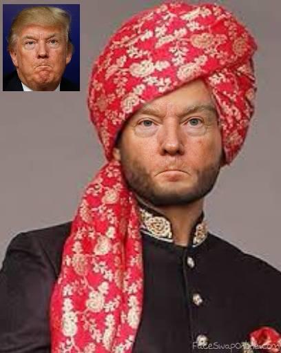 Deepak Trump