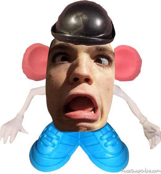 New and Improved Mr. Potatohead