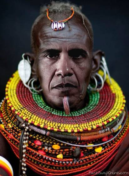 Obama Warrior