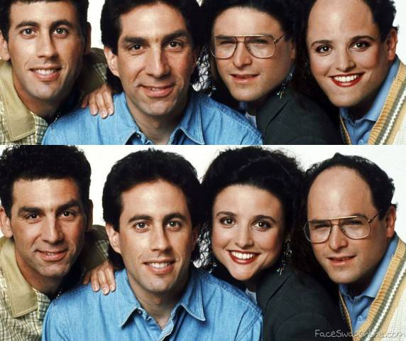 Seinfeld multi-swap