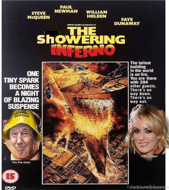 Showering Inferno