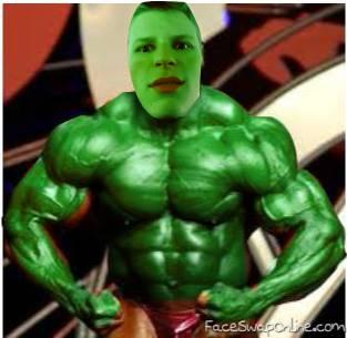 The New Hulk