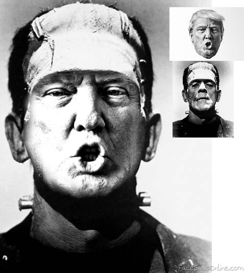 Trumpenstein's Monster