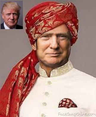 Turban Trump