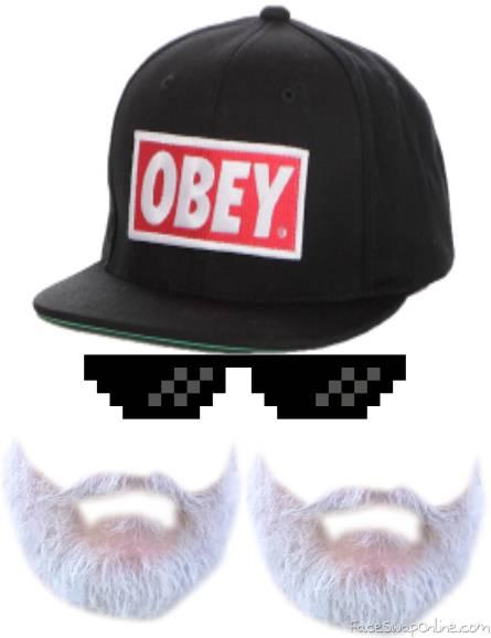 double beard