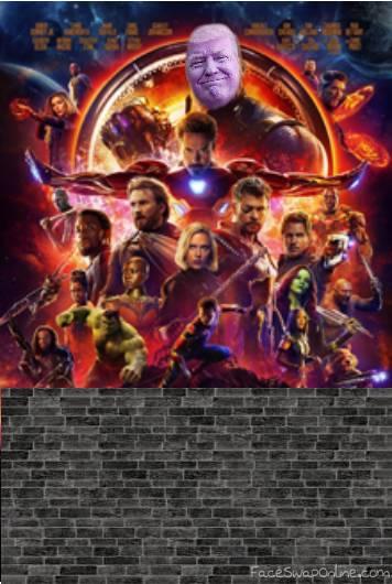 Avengers: Infinity Wall