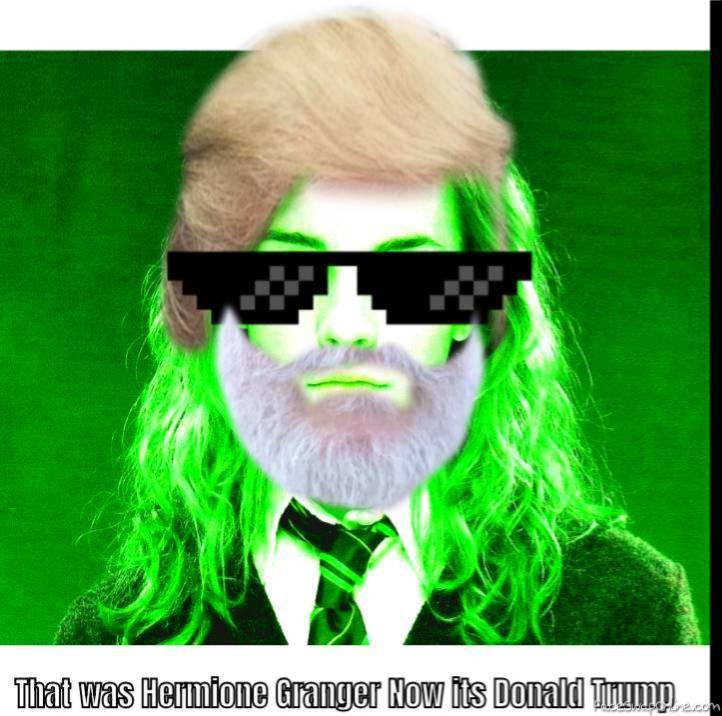 Hermione Trump