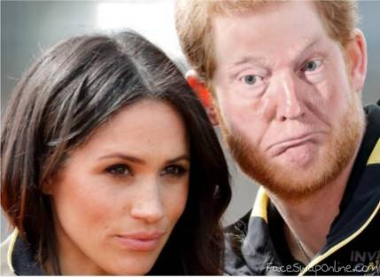 Meghan and Prince Donny