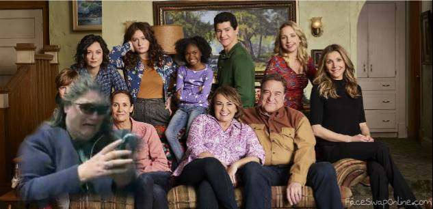 OMG! They canceled Roseanne! Please Hurry!