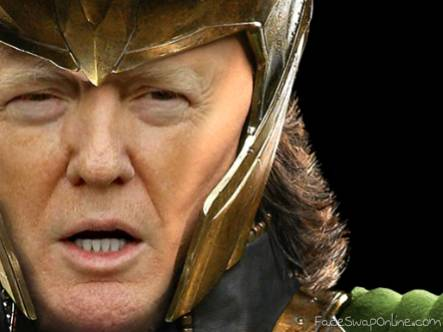 Trumpi - God of Mischief