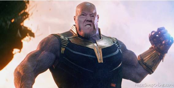 Trumpos The Mad Titan