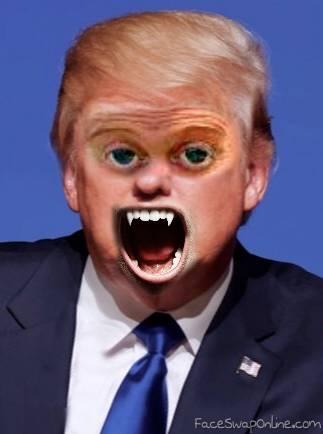 Vampiric Trump