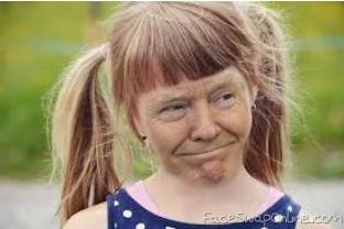 Young Female Trump