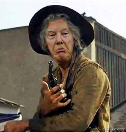 Drunken Cowboy Trump