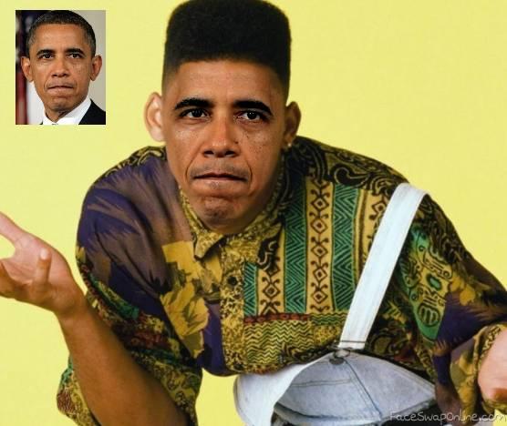 Fresh Prince Obama
