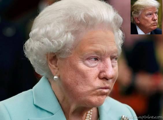 Queen Trump