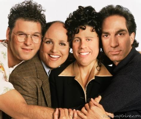 Seinfeld Quadruple Swap
