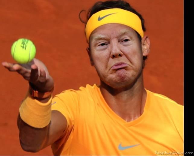 Tennis Trump