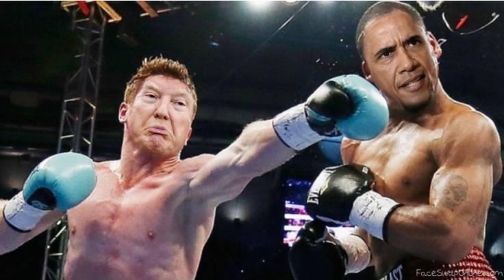 Trump Obama II