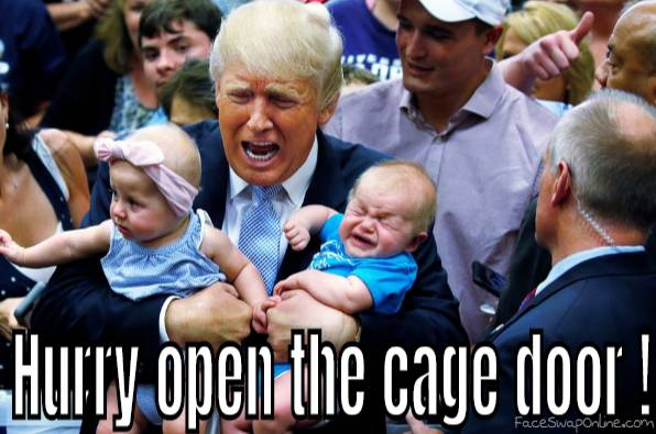 Trump's Immigrant daycare