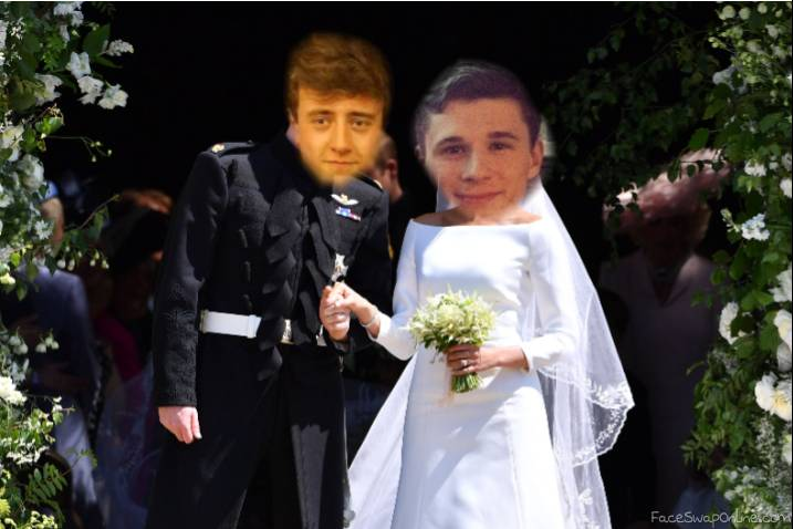 sam and tom get married