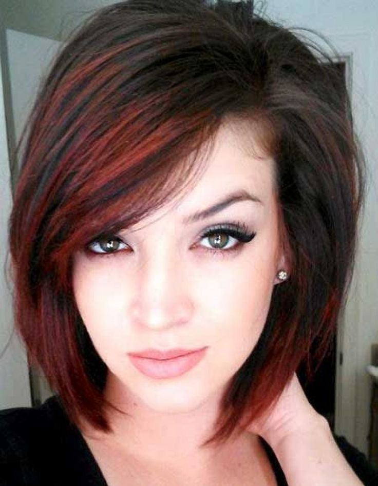 Short Haircuts For Dark Hair Lovely 15 Best Short Asymmetrical Bob