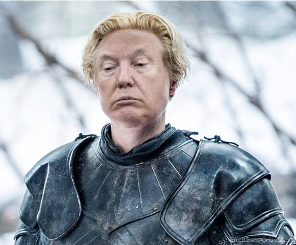 Brienne of Trump