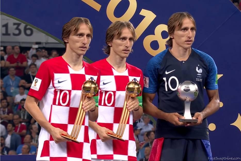 Croatia won the world cup