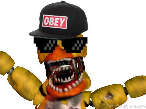 MLG withered chica
