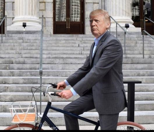 Trump back-peddling