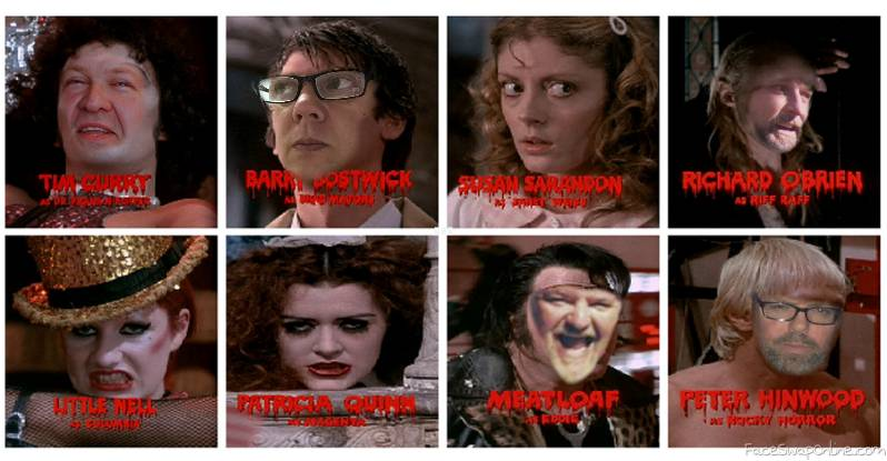 really rocky horror Pic Show