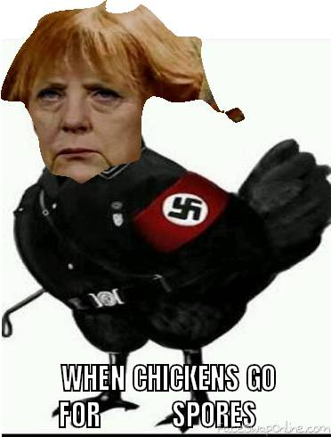 GERMAN CHICKEN