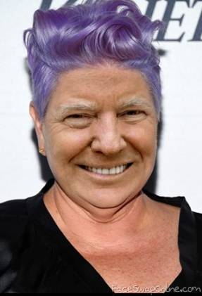 Purple Trump
